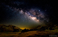 Starry Skies - Night Time Views of the Milky Way Galaxy #6